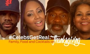 #CelebsGetReal: Kirk Franklin, Lalah Hathaway, Bebe Winans and Sybil Wilkes Talk Thanksgiving