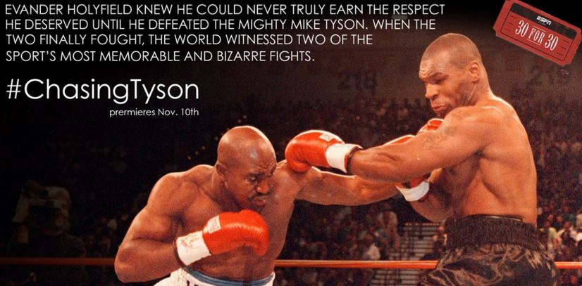 Tyson amateur fights consider