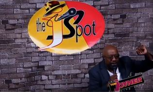 J. Anthony Brown Hits the #JSpotComedyClub Stage, Jokes About Sagging as You Age [VIDEO]