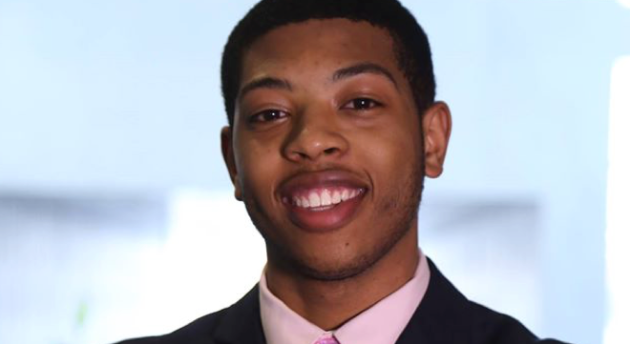 Jewell jones is the youngest city councilman in inkster history