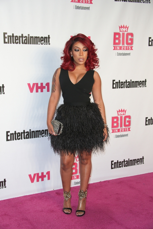 K. Michelle Is Having More Surgery To Get Her Fake Butt Taken Out