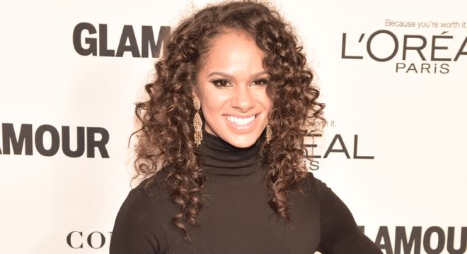 Ballerina Misty Copeland's father is German American anad African American and her mother ins African American and Italian American. (PR Photos)