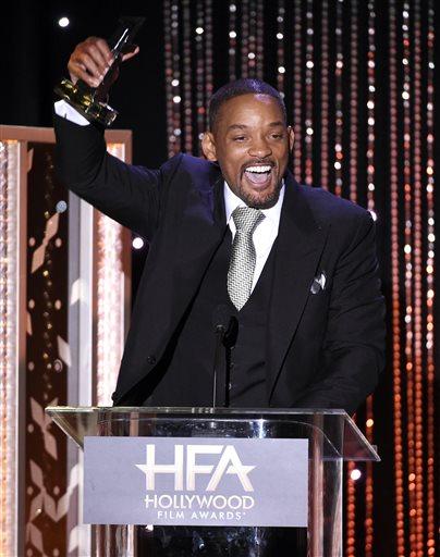 Will Smith – estimated worth $240M