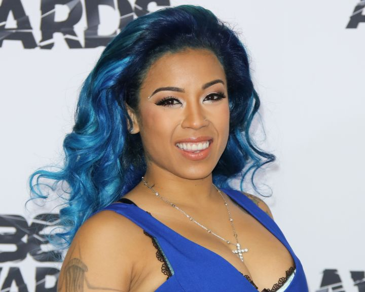Keyshia Cole was adopted at the age of two by family friends Leon and Yvonne Cole which is where her last name comes from. She met her biological father boxer Virgil Hunter in 2016 after a paternity test.