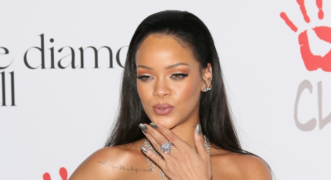 Rihanna Documentary Due Within Months; Singer On Bridesmaid Duty For Close Friend [Photos]