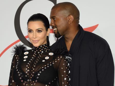 Kim & Kanye Welcome Baby Boy