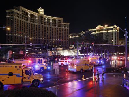 Concert mass shootings
