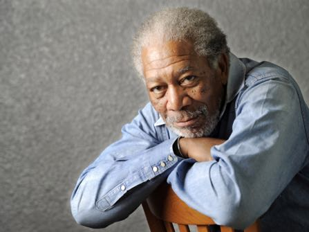 Morgan Freeman – estimated worth $150M
