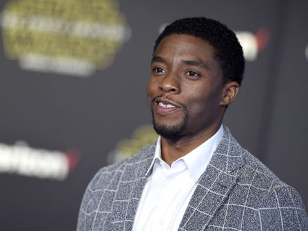 Chadwick Boseman is 40 and single. His new upcoming film 'Black Panther' is sure to have the ladies waiting in line!