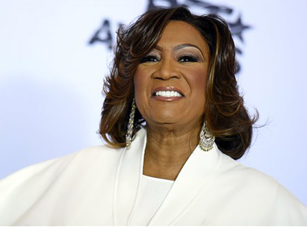 Patti LaBelle was diagnosed in 2005 and is cancer-free today. She lost her two sisters to lung cancer. (Photo: AP)