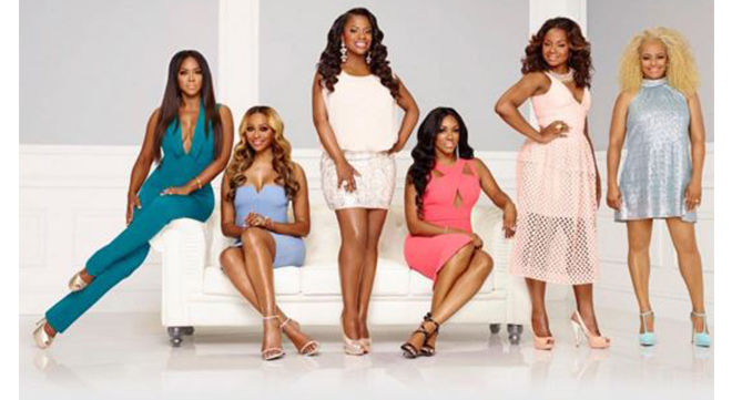 The entire cast of 'RHOA'