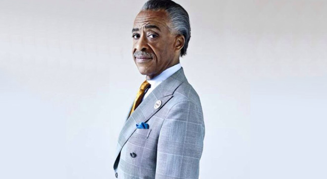 Reverend Al. Sharpton Says We Shouldn't Rush To Impeachment