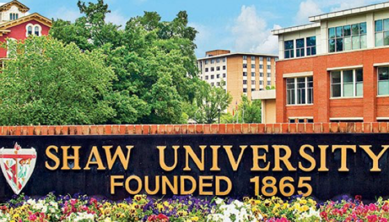 Little Known Black History Fact: Shaw University