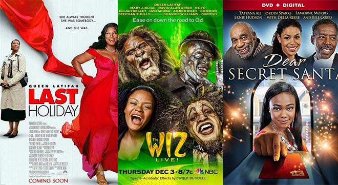 Holiday movies perfect for black families black america web for Famous black and white christmas movies