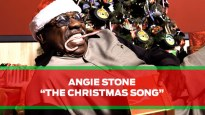 A Holiday Performance from Angie Stone