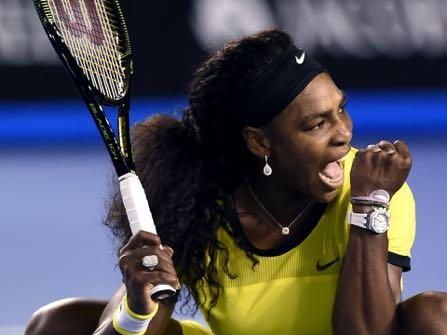 Happy 35th Birthday Serena: 15 Of Her Best Championship Celebrations