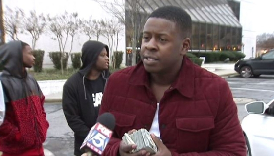 Mercedes Benz Of Buckhead >> Cops Bust Rapper for Withdrawing $200K of His Own Money! | Black America Web