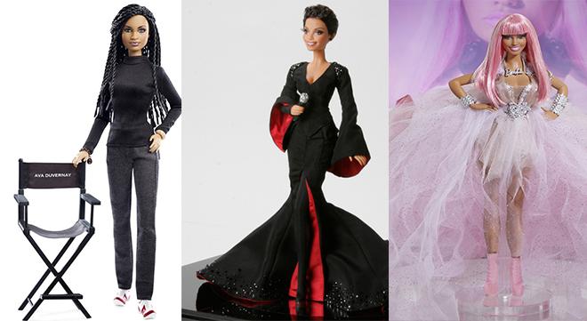 Barbie Hollywood Dolls | Famous Barbie Dolls | Barbie ...
