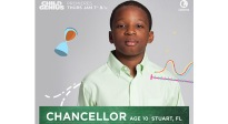 10-Year-Old Genius Chancellor Gary Will Blow Your Mind, Competes For $100K On Lifetime's 'Child Genius'