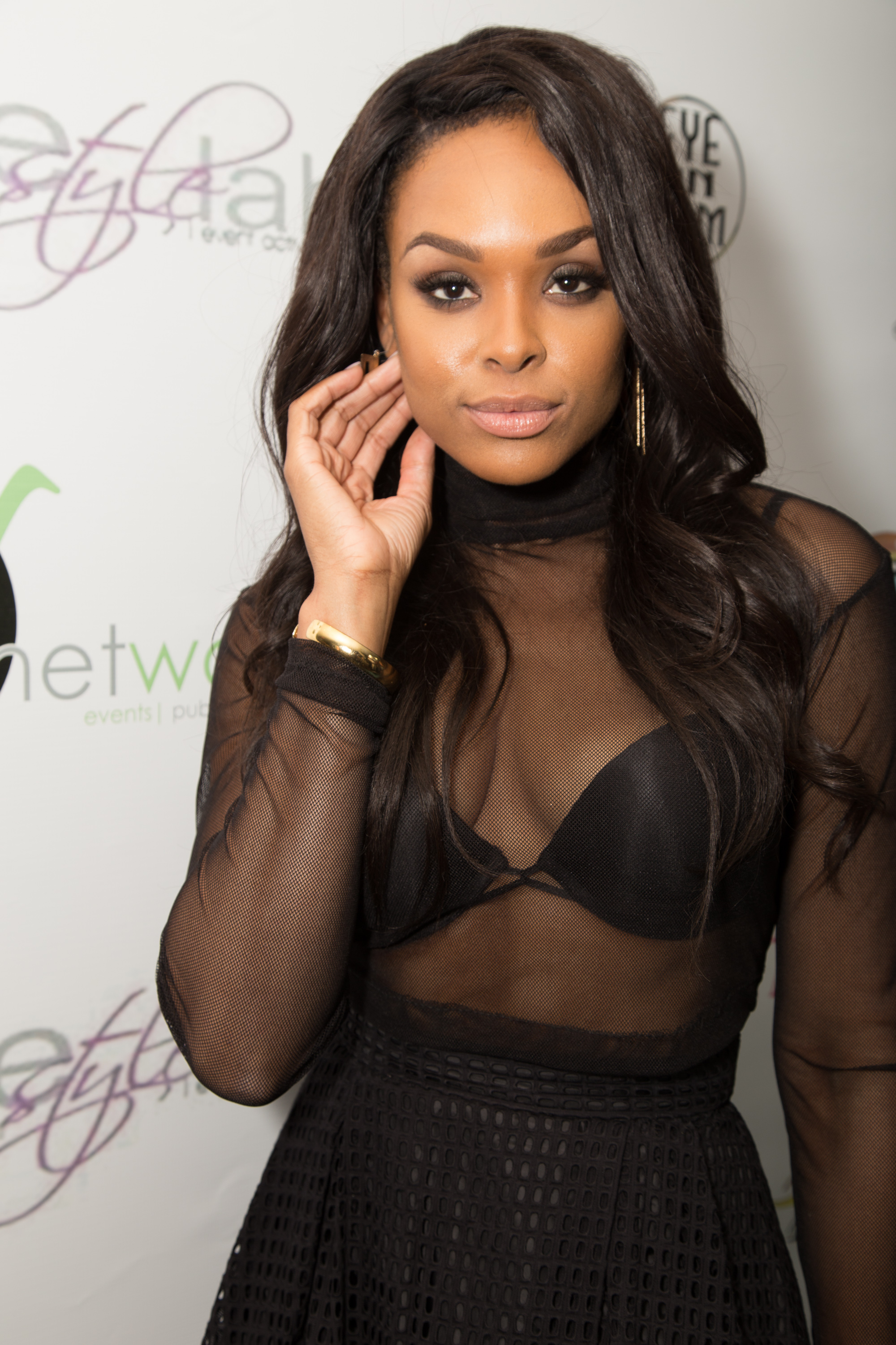"06/27/2015 - Demetria Mckinney - 3rd Annual ""Eye on Glam"" Beauty Brunch - The Andaz Hotel - West Hollywood, CA, USA - Keywords: LA Hair, WE TV, BET weekend, Cougar Town,  Mona Scott, Love and Hip hop, Notorious, Biggie, faith evans, LA Hair, The have and the have nots, Tyler perry, basketball wives, real housewives of atlanta, Tamar and Vince Orientation: Portrait Face Count: 1 - False - Photo Credit: CelebLens / PRPhotos.com - Contact (1-866-551-7827) - Portrait Face Count: 1"