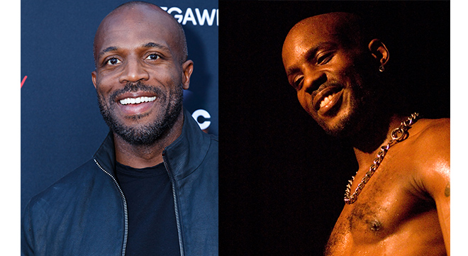 DMX and Billy Brown