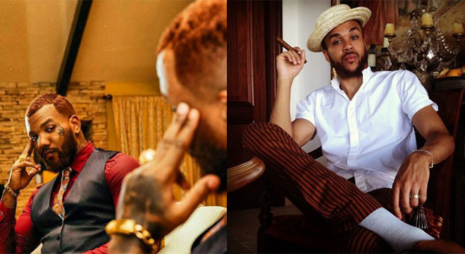 The Game and Jidenna