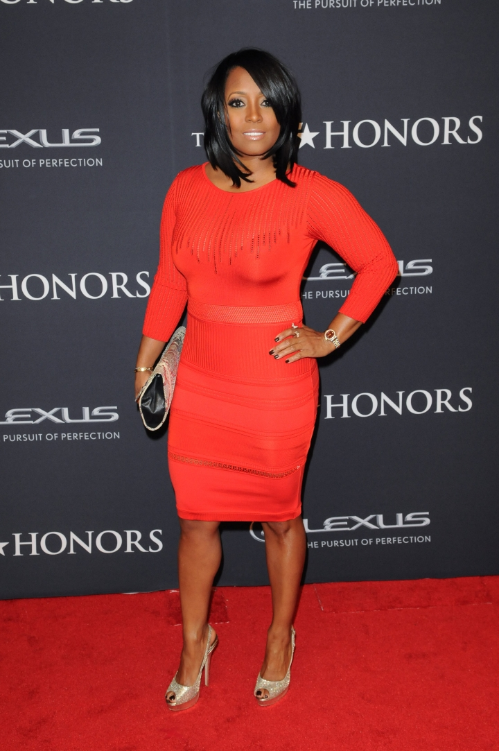 Keisha Knight Pulliam - Delta Sigma Theta