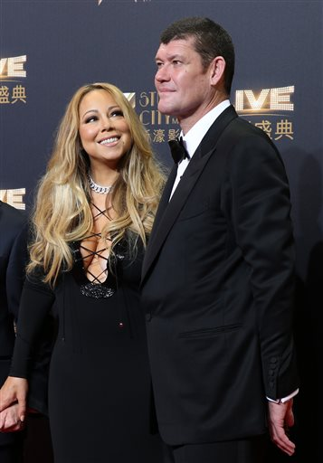 Mariah Carey Snags Millions In Court Settlement With Ex-Fiance James Packer