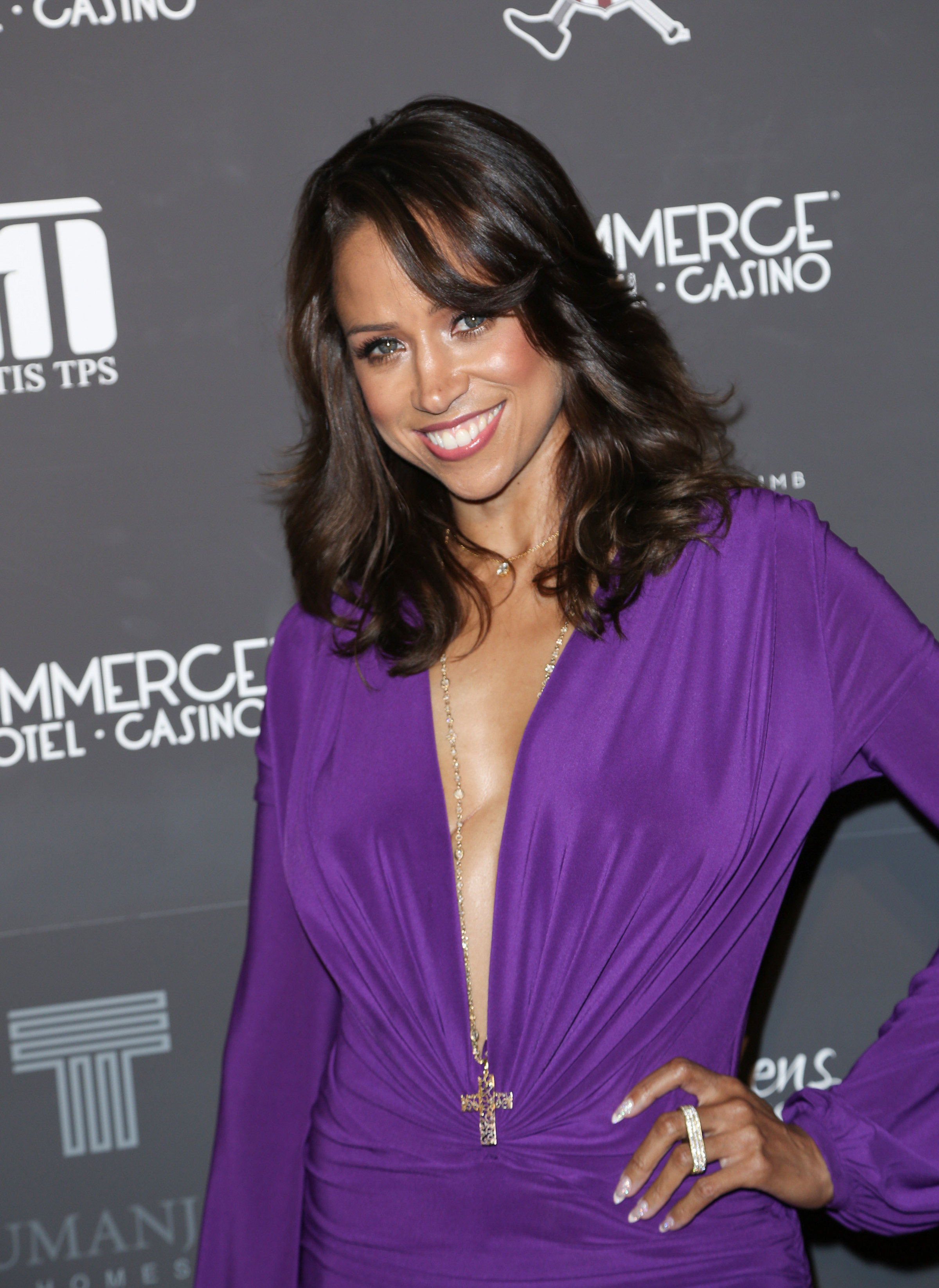 Stacey Dash Reportedly Owes Thousands In Back Taxes