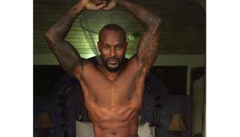 Tyson beckford nude photos