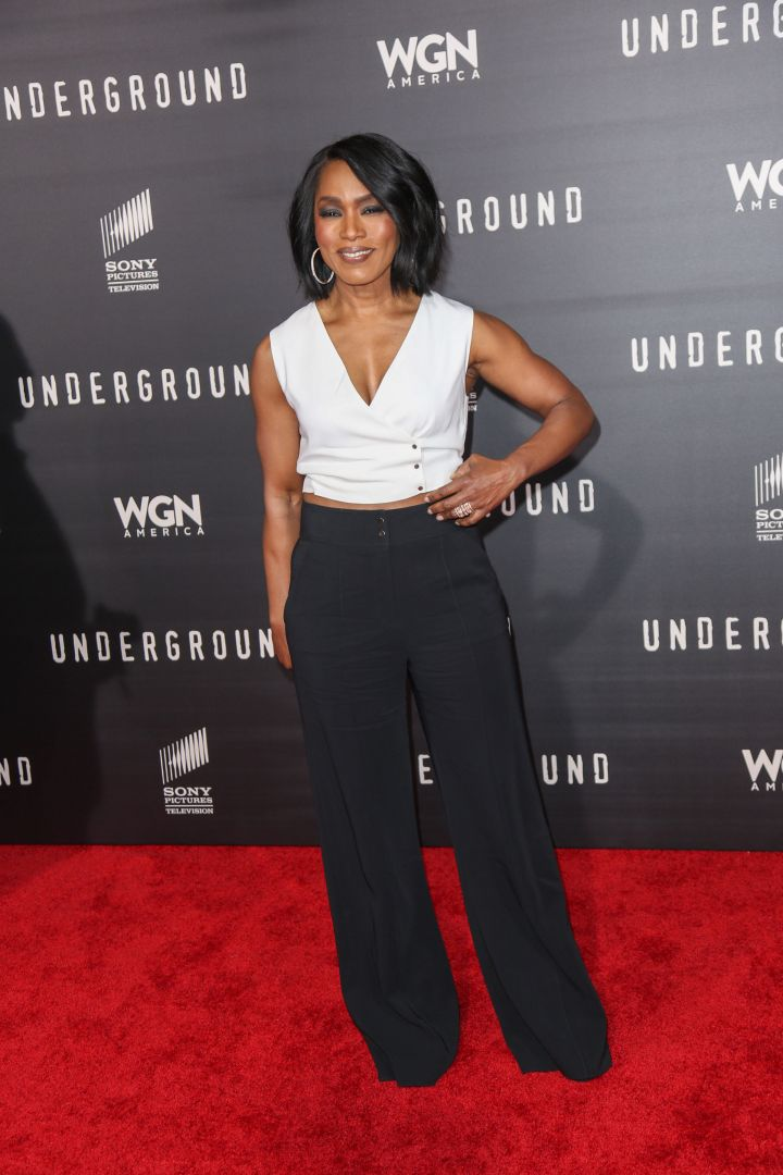Angela Bassett, Now