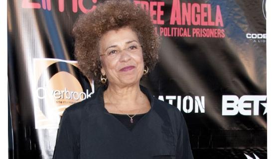 Little Known Black History Fact: Angela Davis