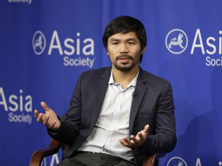 Manny Pacquaio