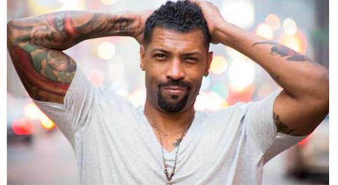 Deon Cole family