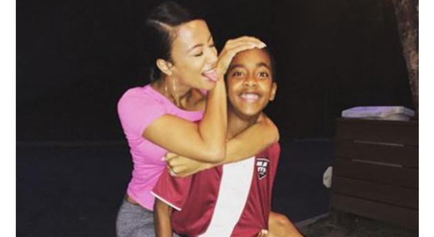 Draya Michele Confirms Identity of Son's Father | Black America Web