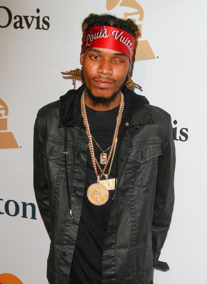 Fetty Wap was born Willie Maxwell