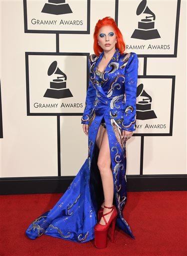 Lady Gaga was born Stephanie Germanotta