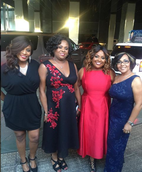Sherri Shepherd and Her Family
