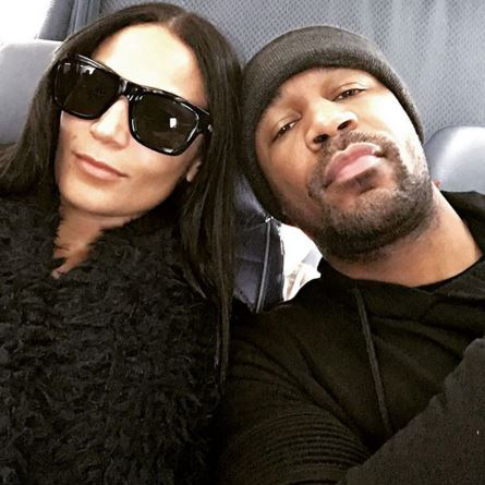 Tank and Zena Foster