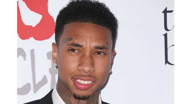 Tyga was born Michael Ray Nguyen-Stevenson.