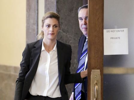 Erin Andrews was the victim of a stalker who videotaped her.