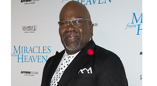 Bishop TD Jakes Creates New Channel To Bring His Village To