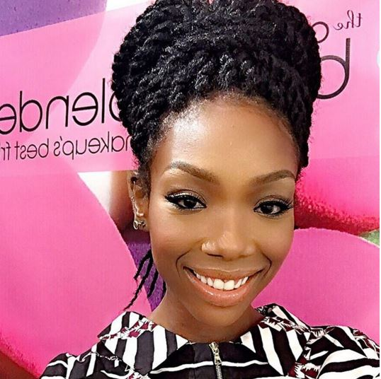 17 Times Brandy Made Us Want To Rock A Protective Style