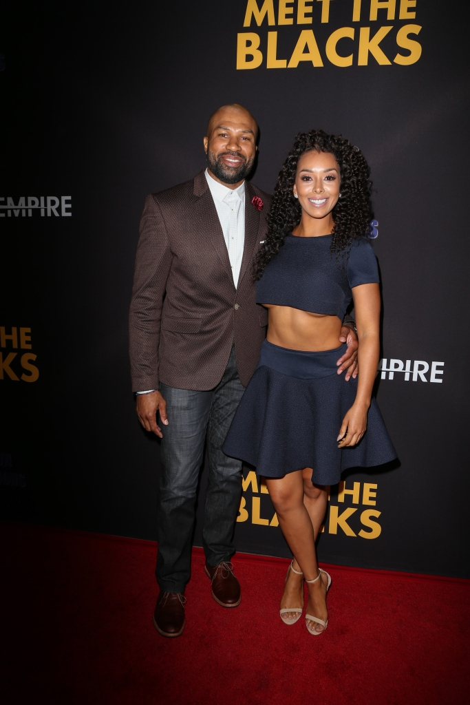 "03/29/2016 - Derek Fisher, Gloria Govan - ""Meet the Blacks"" Los Angeles Premiere - Arrivals - ArcLight Hollywood, 6360 W. Sunset Boulevard - Los Angeles, CA, USA - Keywords: Vertical, Portrait, Photography, Movie Premiere, Film Industry, Red Carpet Event, Arts Culture and Entertainment, Arrival, Attending, Person, People, Celebrity, Celebrities, Topix, Bestof, Comedy, Freestyle Releasing, ArcLight Cinemas, California Orientation: Portrait Face Count: 1 - False - Photo Credit: PRPhotos.com - Contact (1-866-551-7827) - Portrait Face Count: 1"