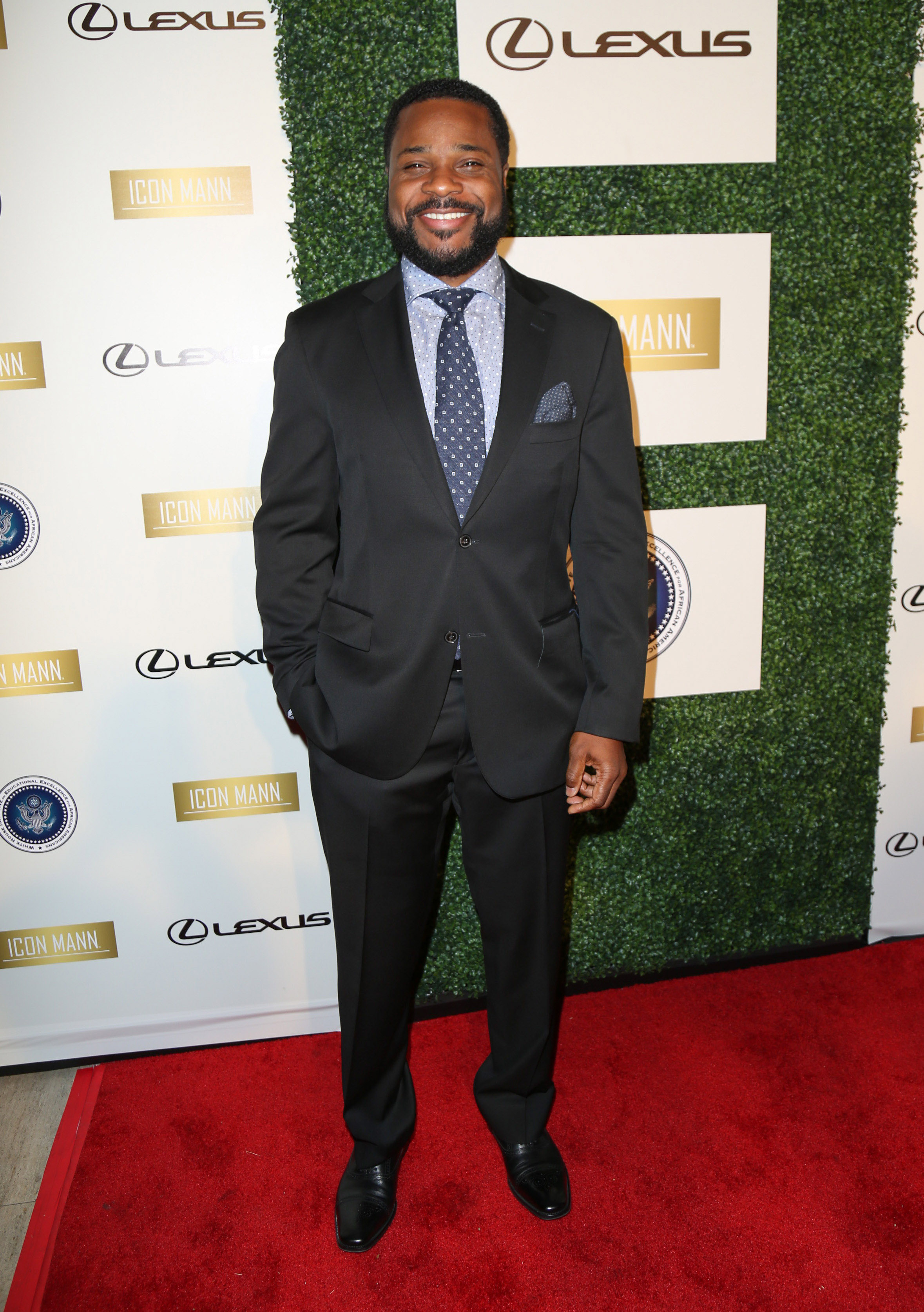02/26/2016 - Malcolm-Jamal Warner - ICON MANN's 4th Annual Power 50 Dinner - Arrivals - Mr. C Beverly Hills, 1224 Beverwil Drive - Los Angeles, CA, USA - Keywords: Vertical, Person, People, Red Carpet Event, Arrival, Portrait, Photography, Photograph, Arts Culture and Entertainment, Celebrities, Celebrity, Topix, Bestof, California Orientation: Portrait Face Count: 1 - False - Photo Credit: Guillermo Proano / PR Photos - Contact (1-866-551-7827) - Portrait Face Count: 1