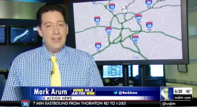 Atlanta Traffic Reporter Pays Tribute To Phife In The Best