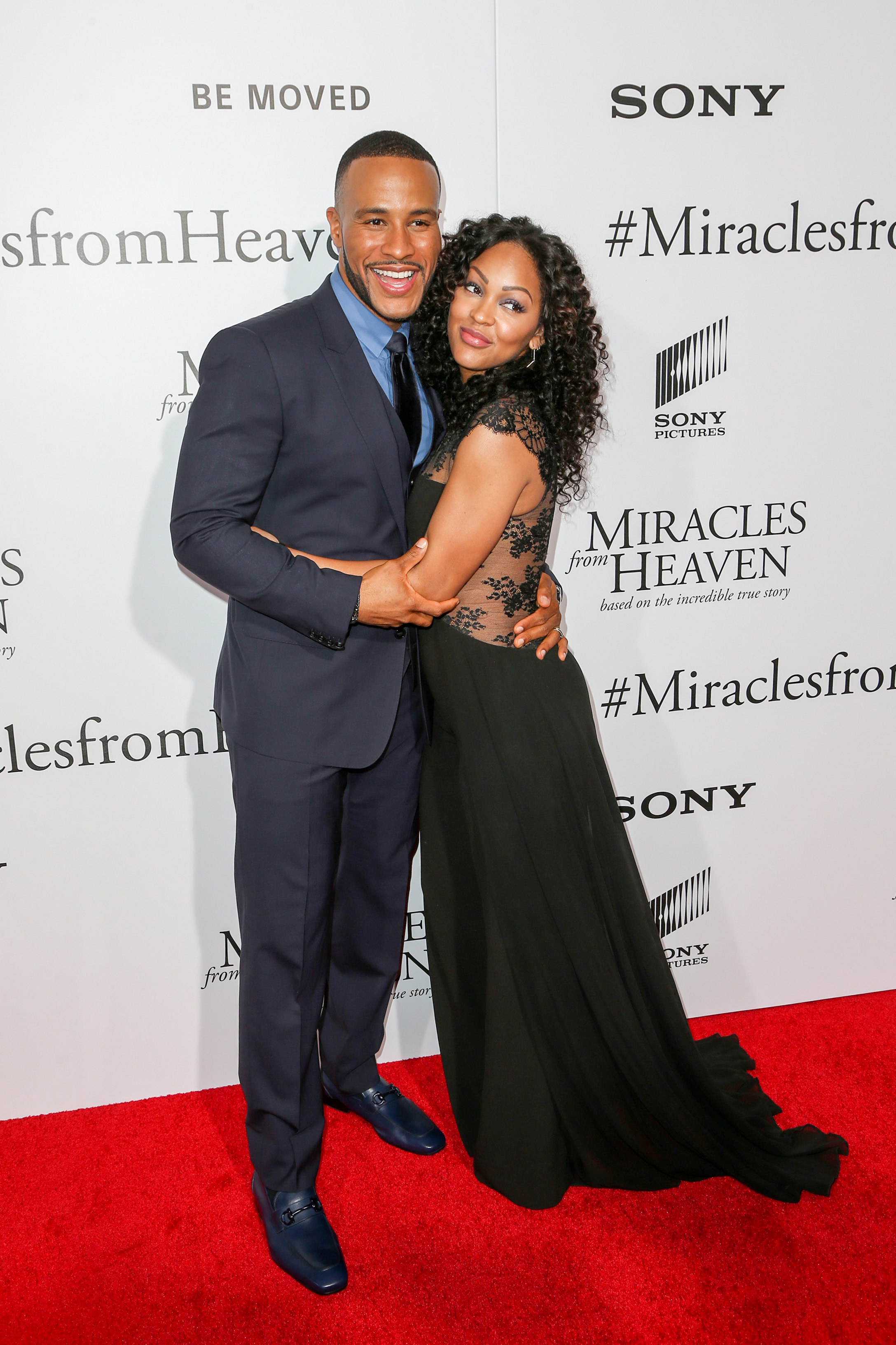 "03/09/2016 - DeVon Franklin and Meagan Good - ""Miracles From Heaven"" Los Angeles Premiere - Arrivals - ArcLight Hollywood Cinemas, 6360 Sunset Boulevard - Los Angeles, CA, USA - Keywords: Vertical, Portrait, Photography, Person, People, Celebrity, Celebrities, Red Carpet Event, Arts Culture and Entertainment, Bestof, Topix, Columbia Pictures, TriStar Pictures, Sony Pictures, Los Angeles, California Orientation: Portrait Face Count: 1 - False - Photo Credit: PRPhotos.com - Contact (1-866-551-7827) - Portrait Face Count: 1"