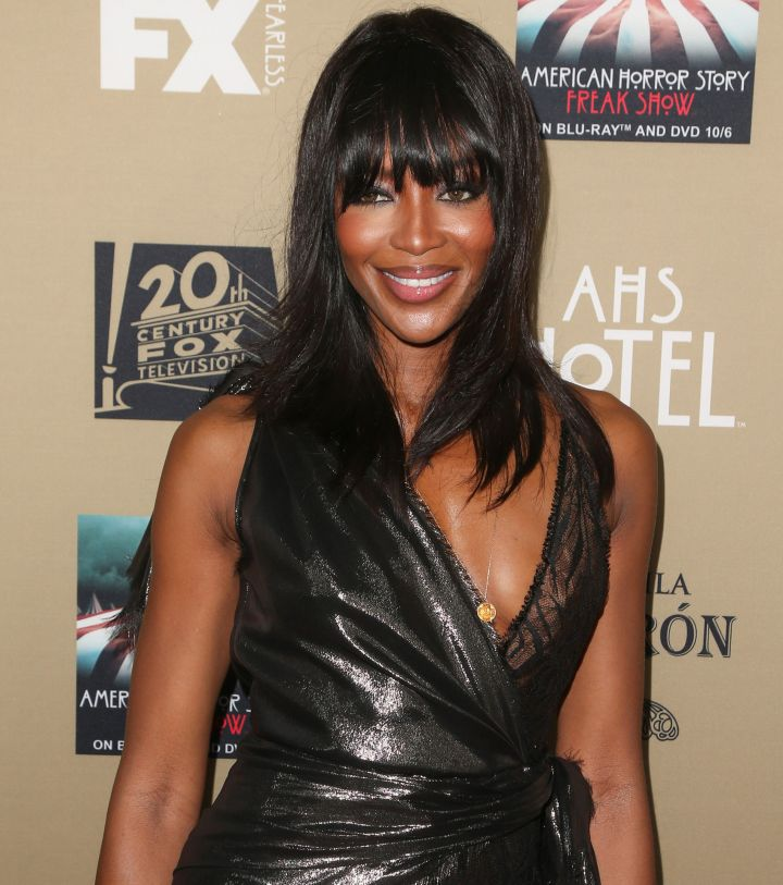 Naomi turned 47-Years- Old in May