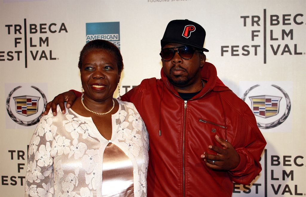 "04/27/2011 - Phife Dawg and Guest - 10th Annual Tribeca Film Festival - ""Beats, Rhymes & Life: The Travels of a Tribe Called Quest"" Premiere - Arrivals - Tribeca Performing Arts Center - New York City, NY, USA - Keywords: Malik Issac Taylor, Tribe Called Quest, Q Tip, Phife Dawg, Tribeca Film Festival, Beats, Rhymes and Life Orientation: Portrait Face Count: 1 - False - Photo Credit: Hollie Jones / PR Photos - Contact (1-866-551-7827) - Portrait Face Count: 1"