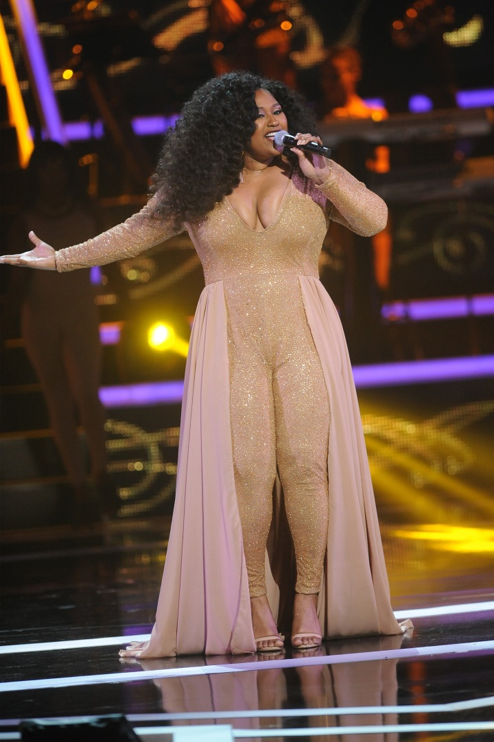 Jazmine Sullivan (April 9)